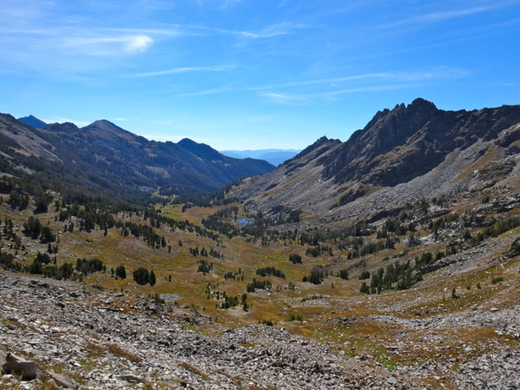 Bear Basin, photo by AMountainJourney.com