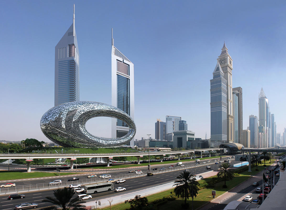 Dubai's New Skyline