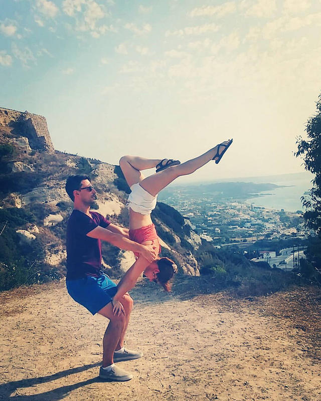 """Holiday Acro Fun around Kefalos"" by HyperXP.com via Flickr Creative Commons"