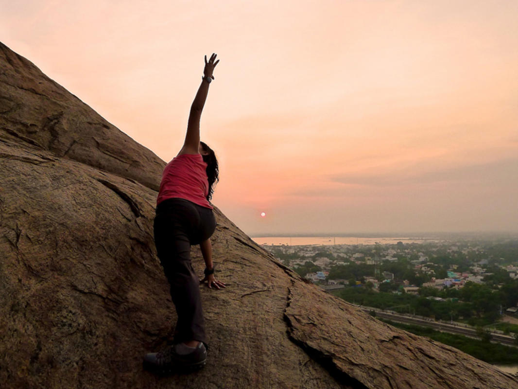 """Sunset Hike in Madurai"" by Brad Coy via Flickr Creative Commons"