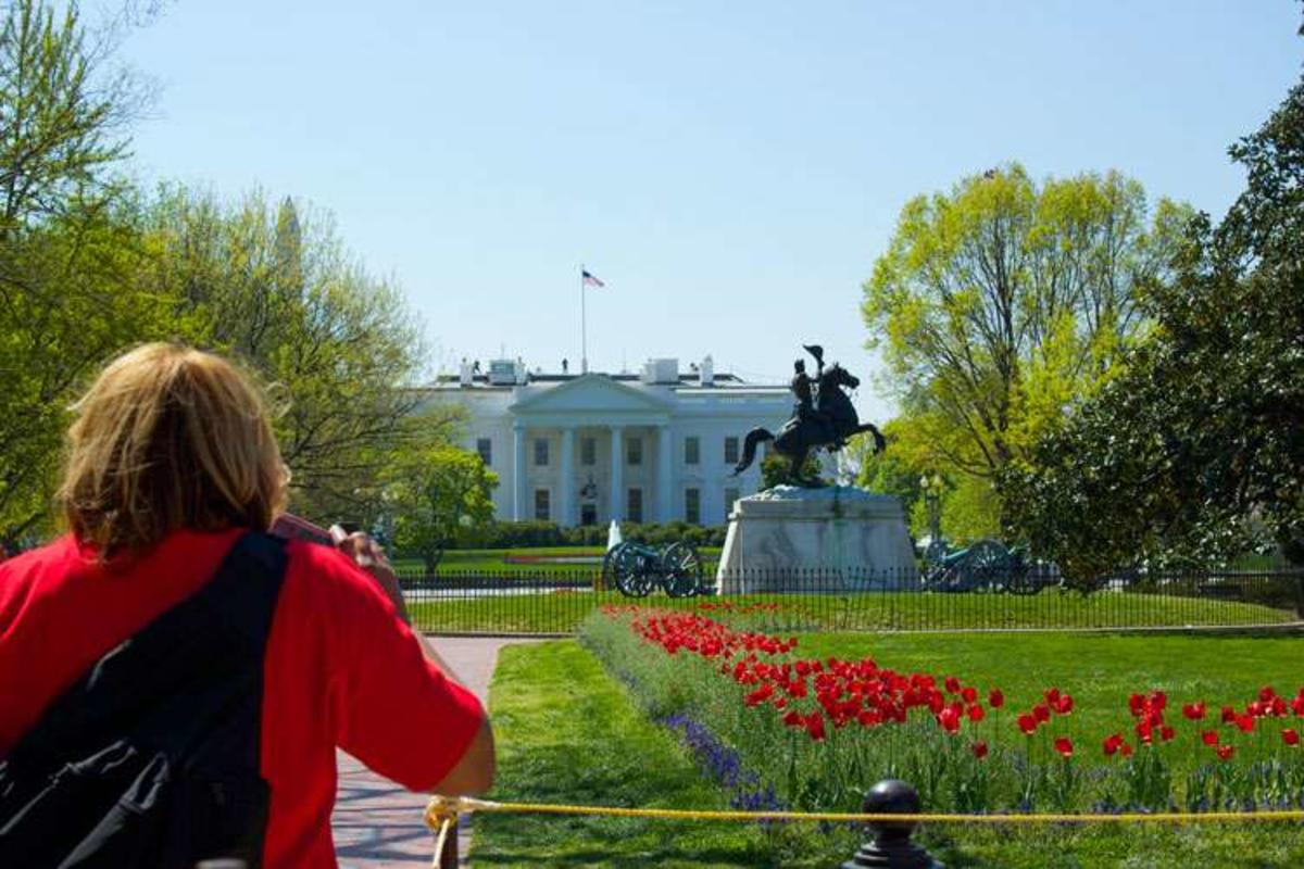 An Inside Look at the White House Garden Tour