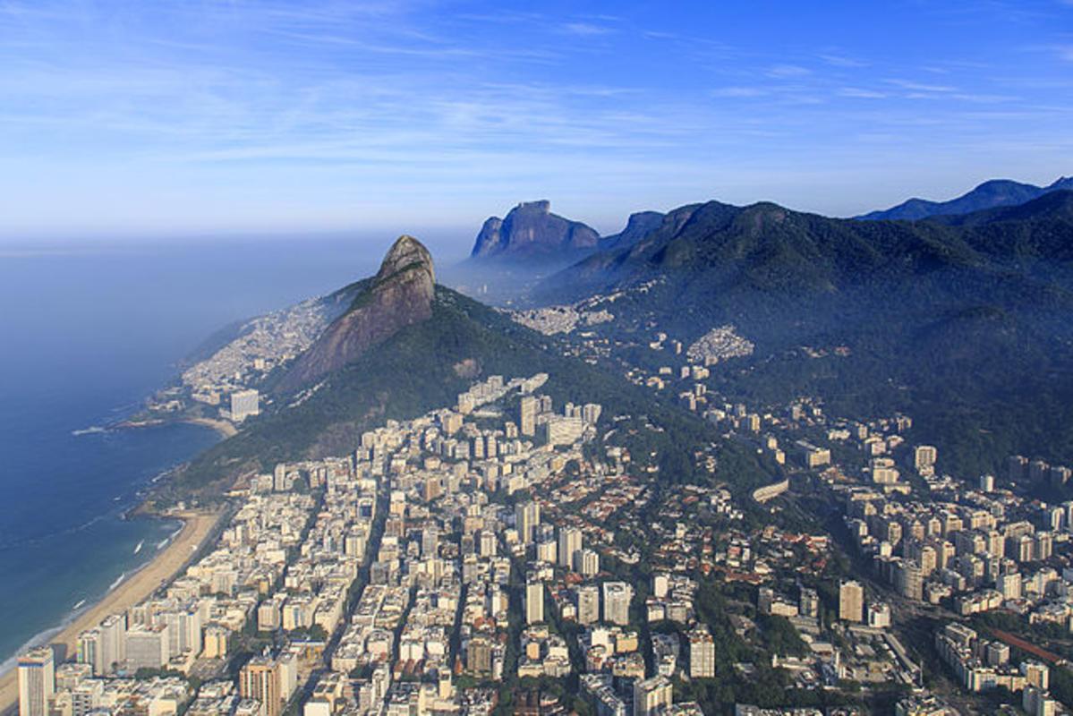 View of Rio de Janeiro. Wikipedia Commons