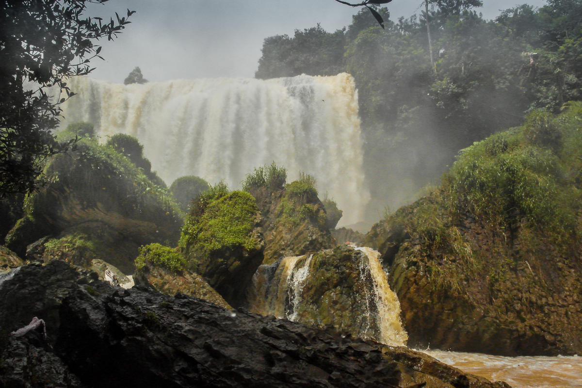 """Elephant Falls. Dalat, Vietnam"" by Mr & Mrs Backpacker via Flickr Creative Commons"