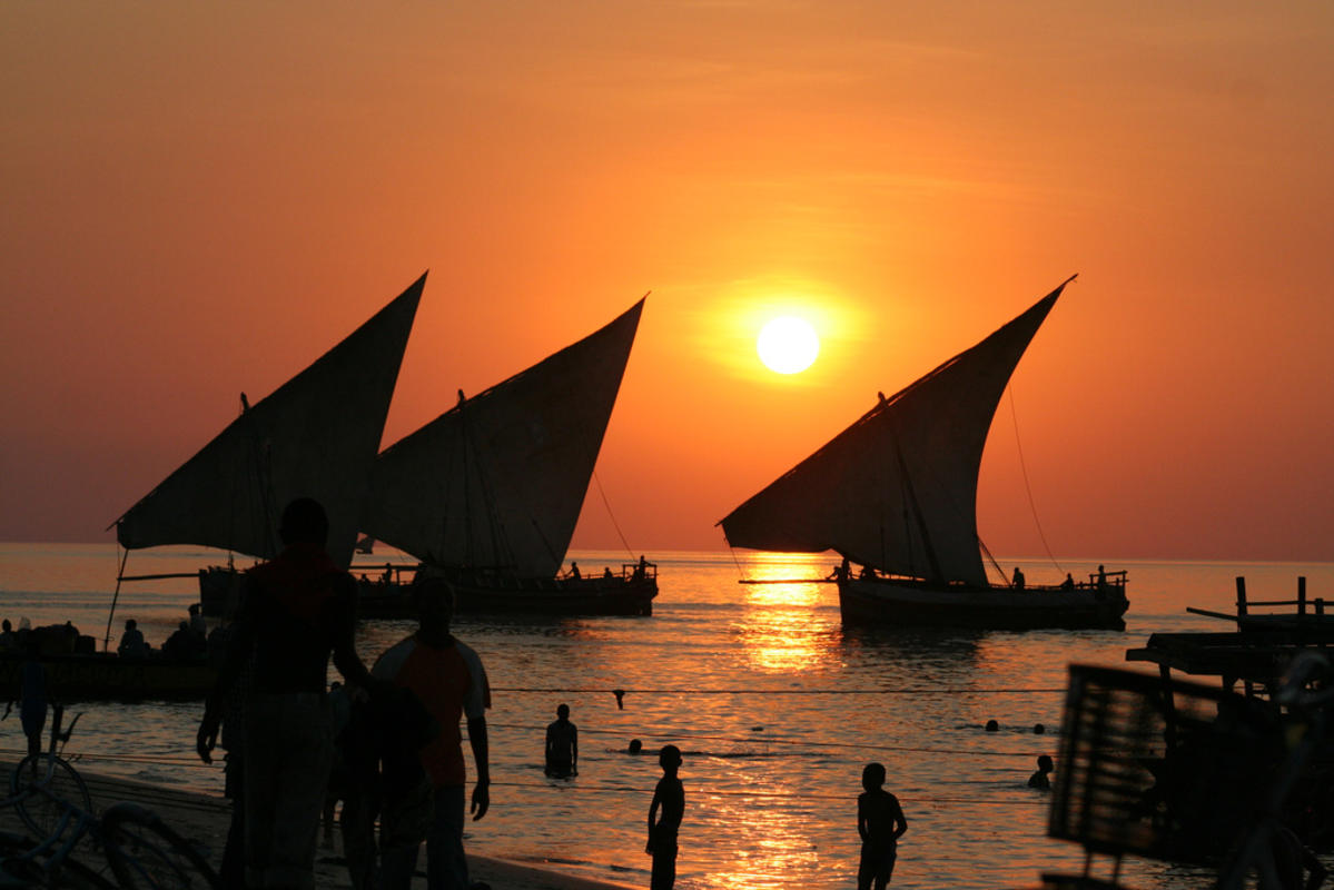 """Zanzibar Sunet"" by tocas via Flickr Creative Commons"