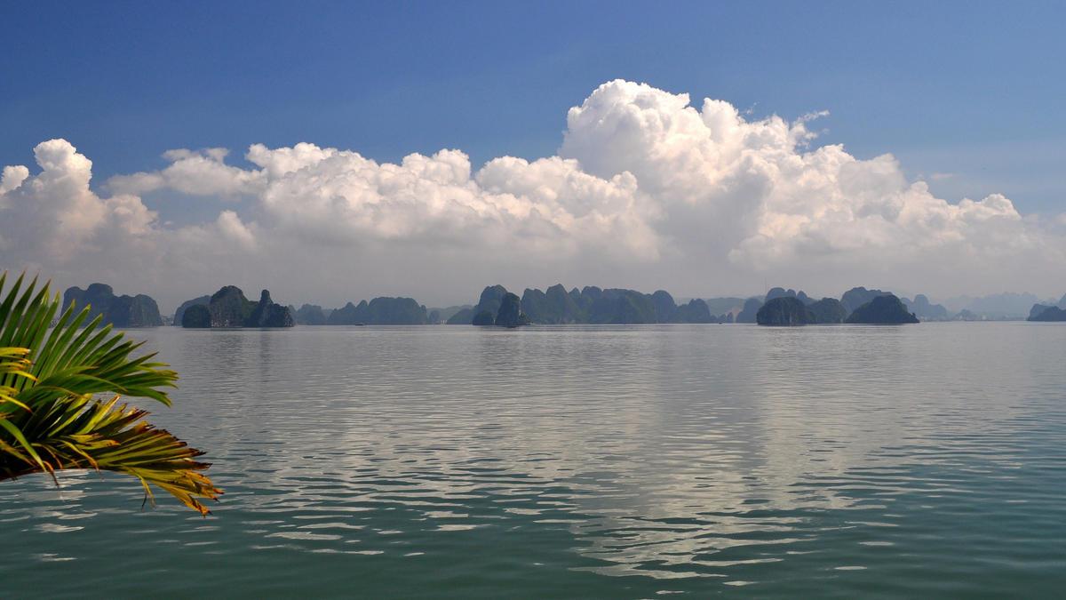 """Ha Long Bay, Vietnam"" by David McKelvey via Flickr Creative Commons"