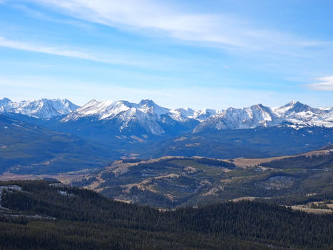 Cinnamon mountain view   dlennon 1