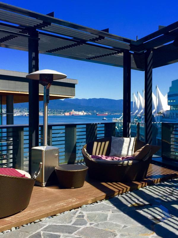 Fairmont Pacific Rim Spa - Photo Credit: Ava Roxanne Stritt
