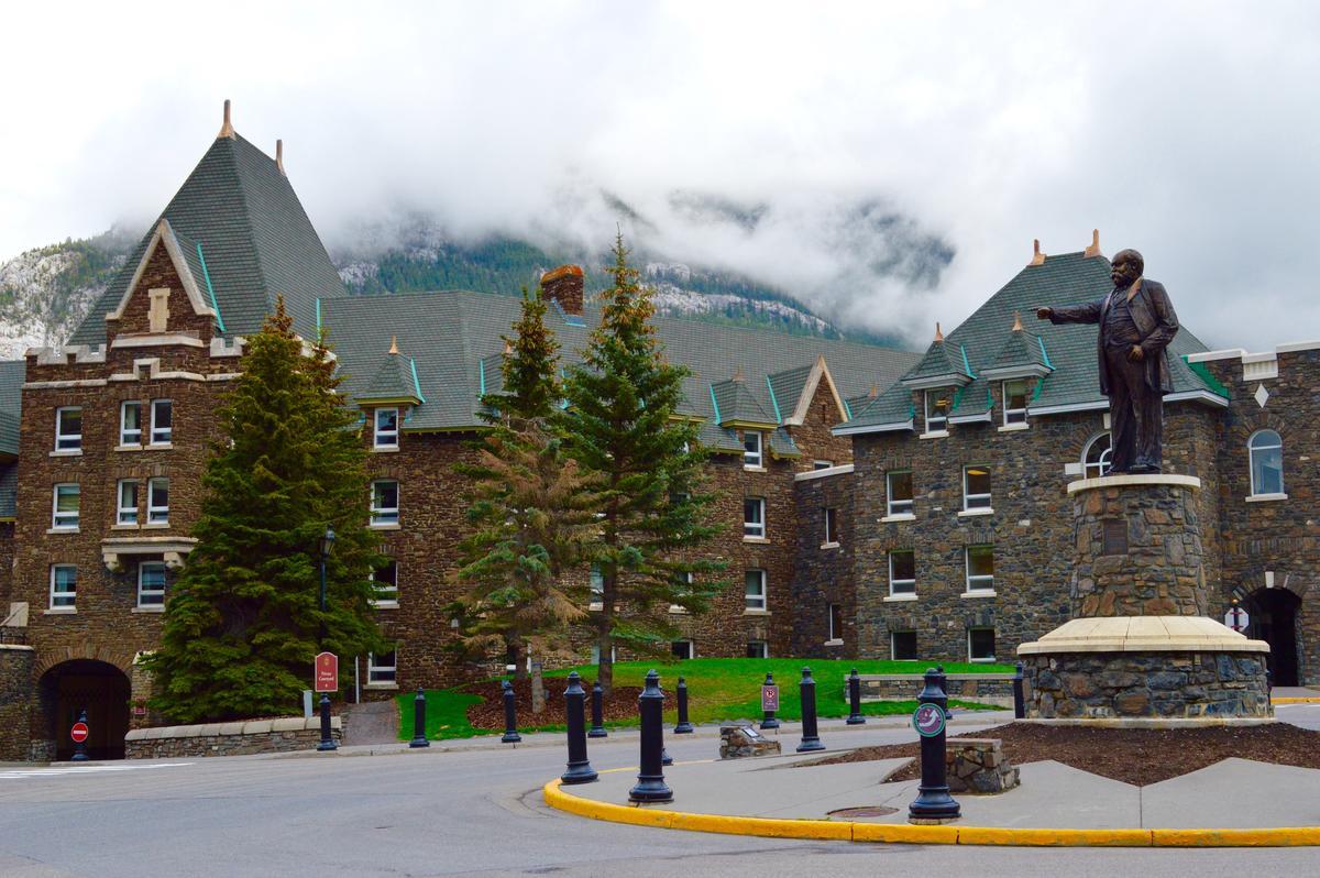 Fairmont Banff - Photo Credit: Ava Roxanne Stritt