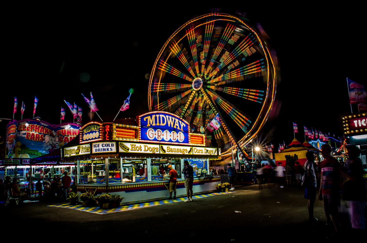 For The Best State Fairs In The U S Head To The Midwest