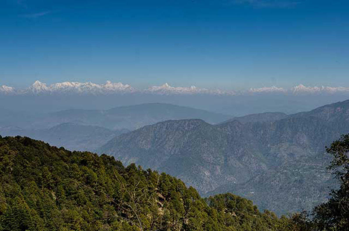 """The Greater Himalayan Range"" by gkrishna63 via Flickr Creative Commons"
