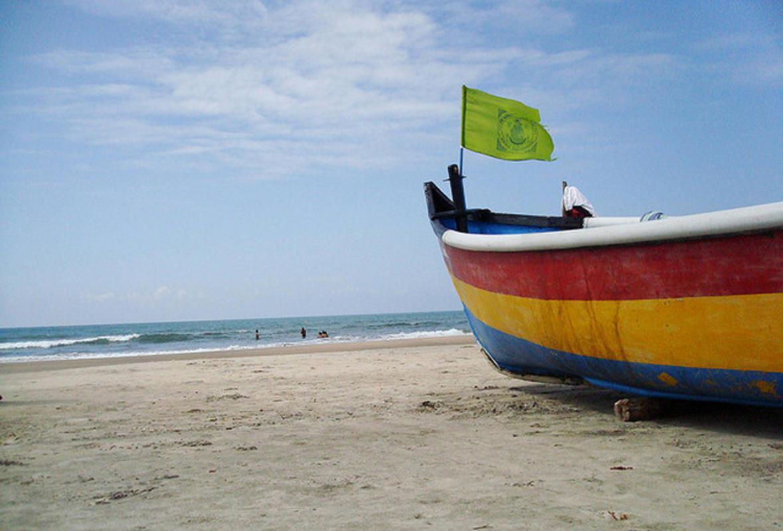 """Arambol Beach, Goa"" by Ruben Alexander via Flickr Creative Commons"