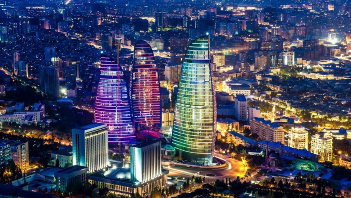 """Baku Flame Towers"" by Firuza via Flickr Creative Commons"