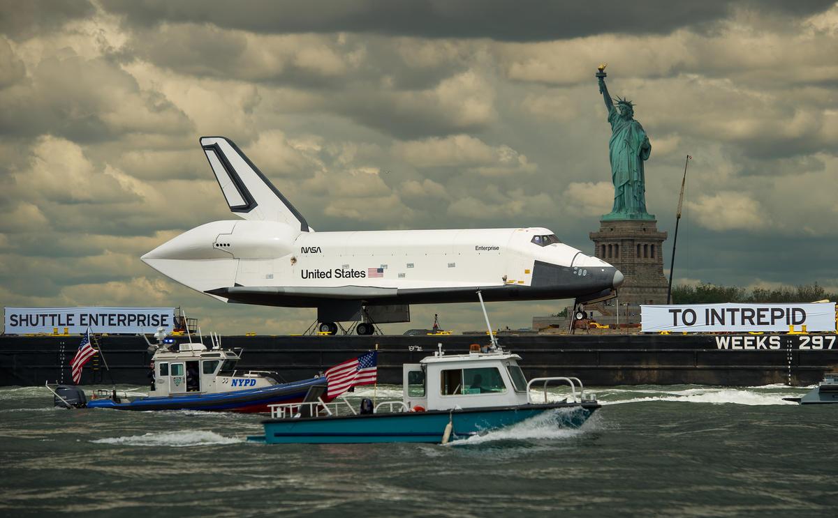 Photo Credit: NASA HQ PHOTO