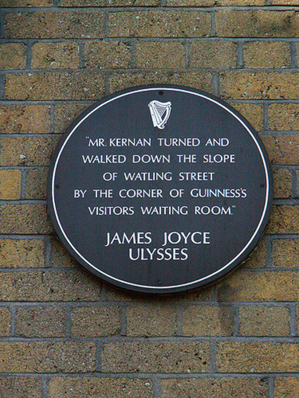 Navigating Dublin According To James Joyce