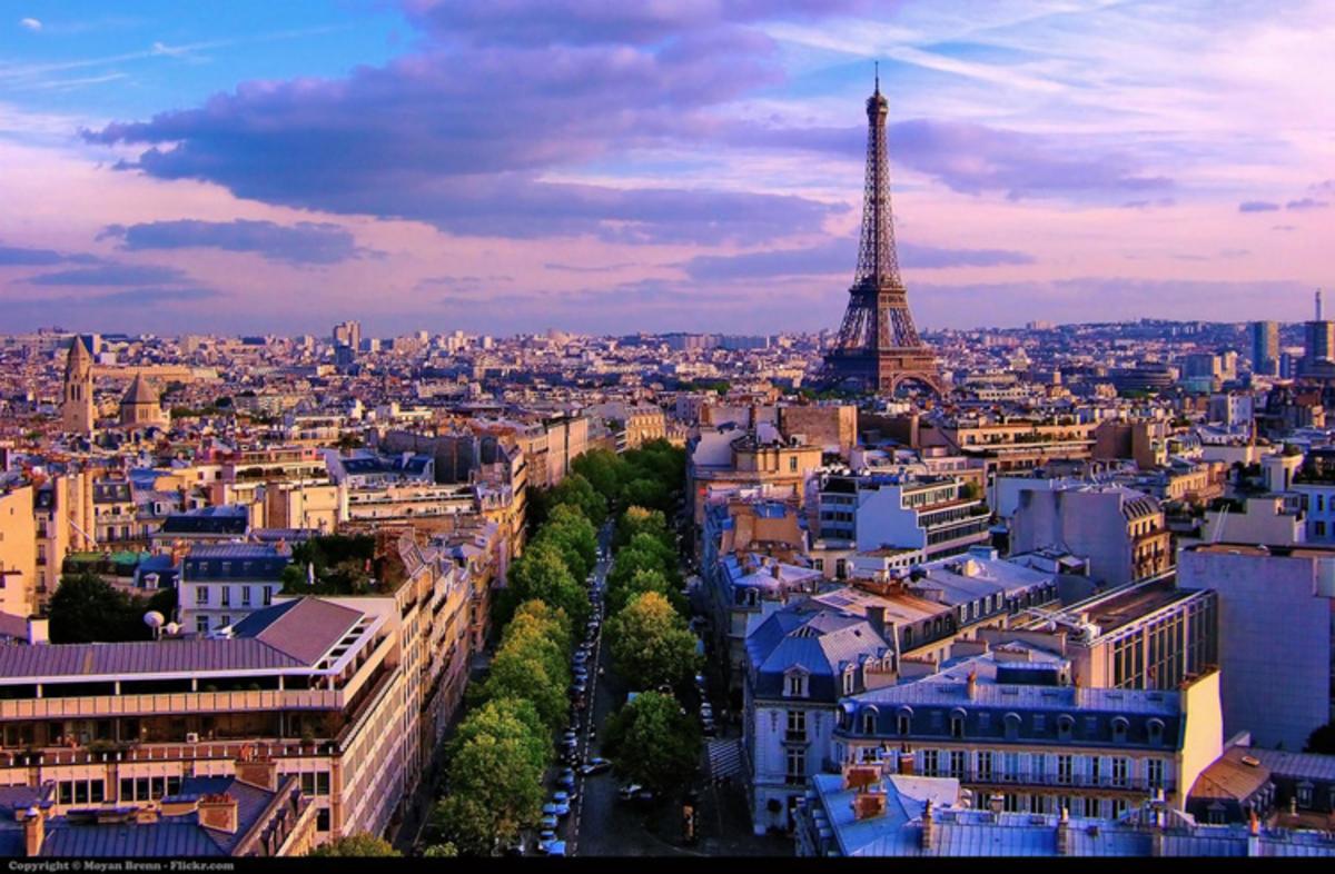 """Paris"" by Moyan Brenn via Flickr Creative Commons"
