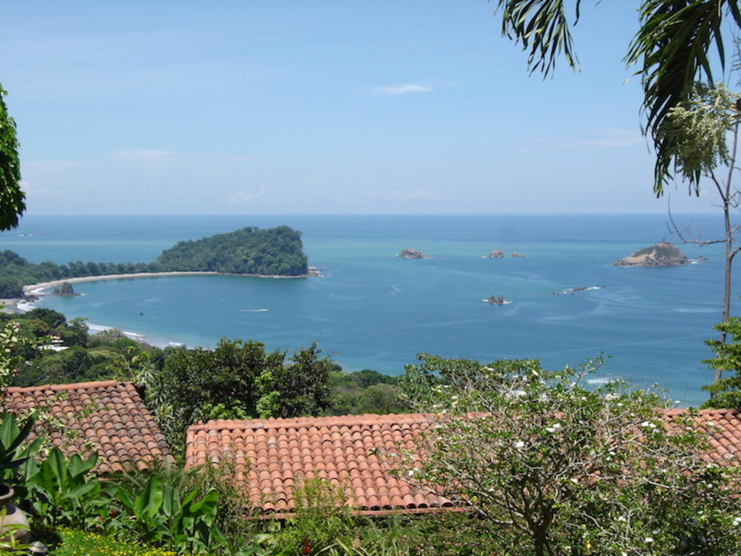 """Manuel Antonio Park from La Mariposa"" by Dan Nevill via Flickr Creative Commons"