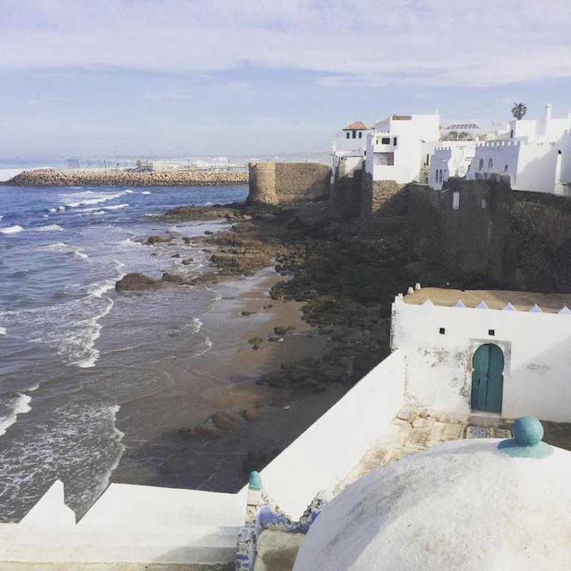 """Asilah"" by Mer S via Flickr Creative Commons"