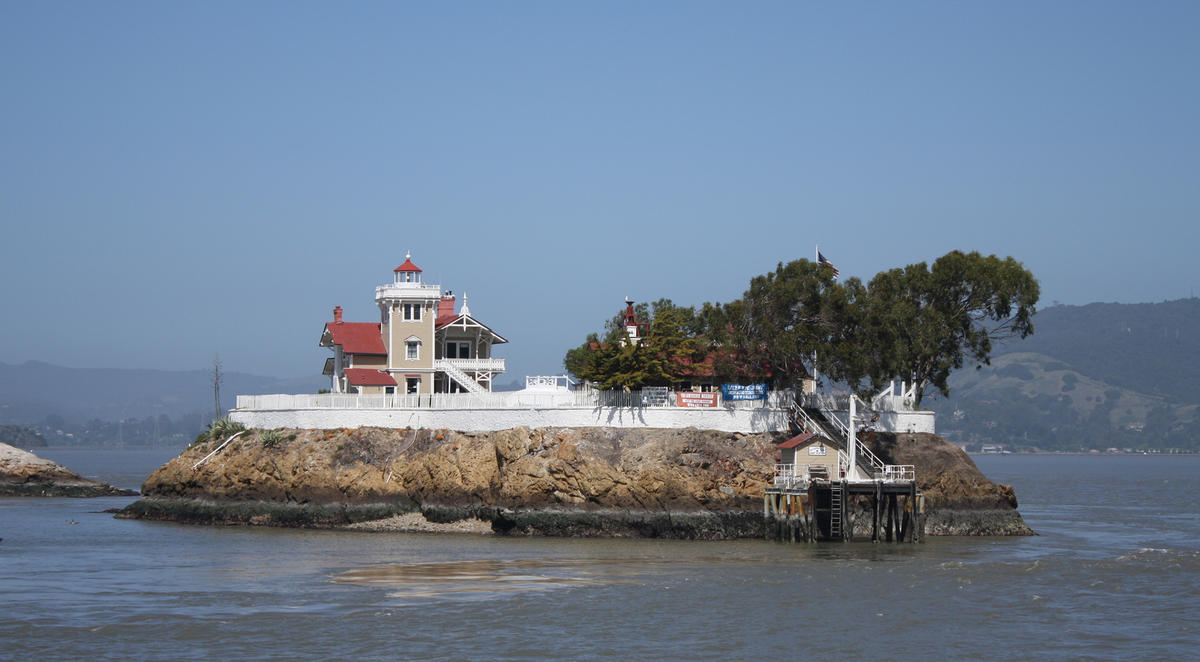 """East Brother Light Station"" by Melanie via Flickr Creative Commons"