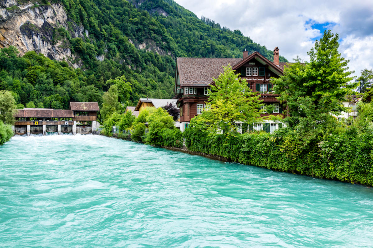 """Interlaken, Switzerland, Europe"" by Mark Weston via Flickr Creative Commons"