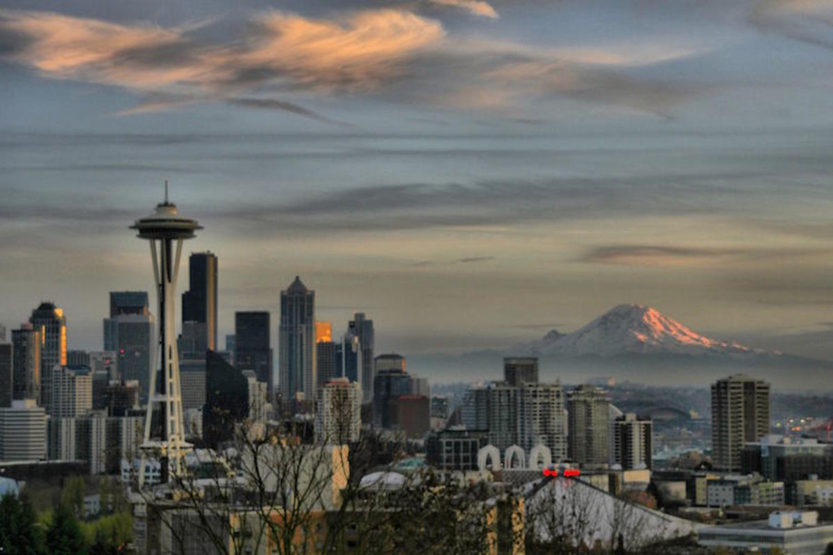"""Simply Seattle"" by Andrew E. Larsen via Flickr Creative Commons"