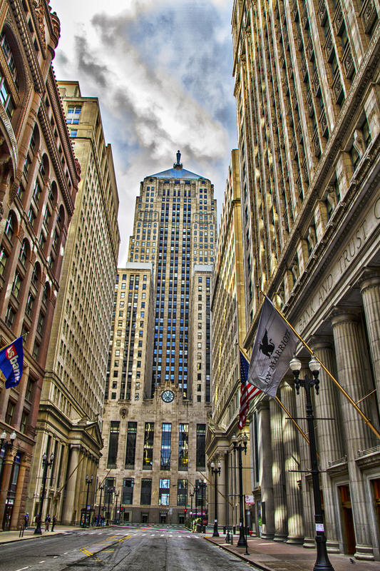 """Chicago Board of Trade"" by Patrick Emerson via Flickr Creative Commons"