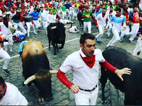 2016 7 3    running of the bulls