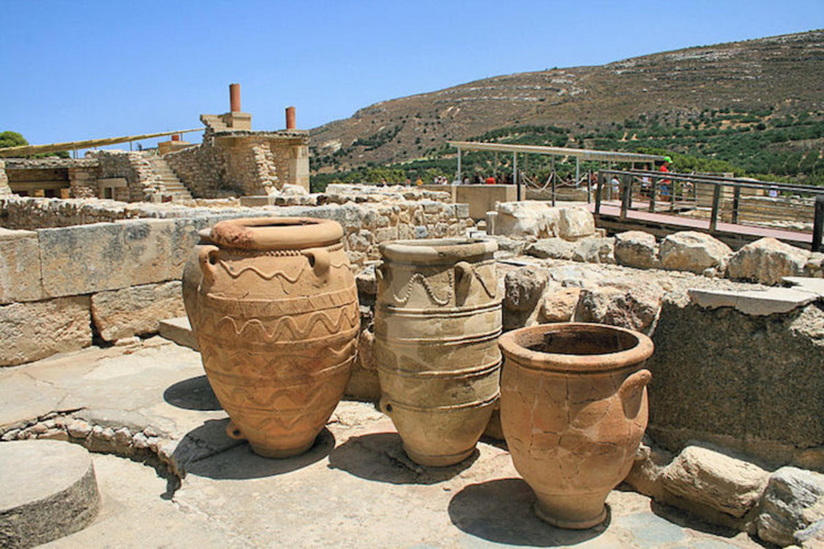 """Knossos"" by Lapplaender via Flickr Creative Commons"