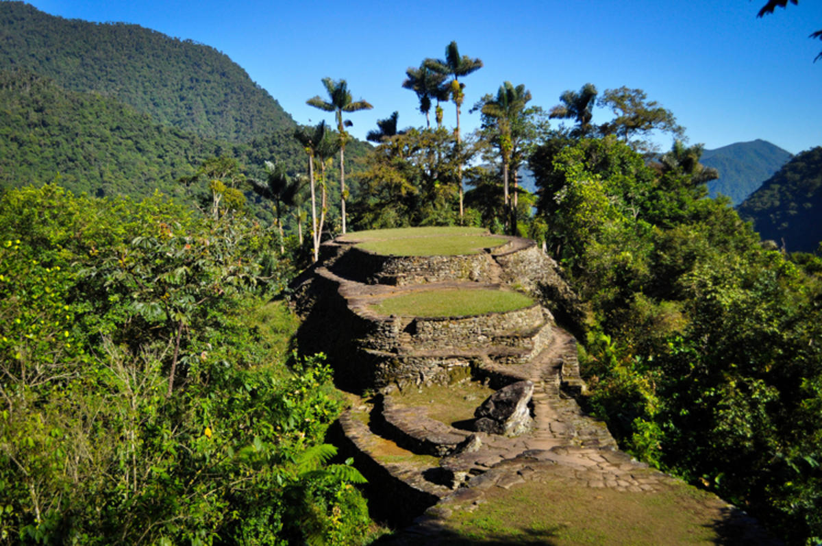 Image result for Finding the Lost City of Teyuna, Colombia