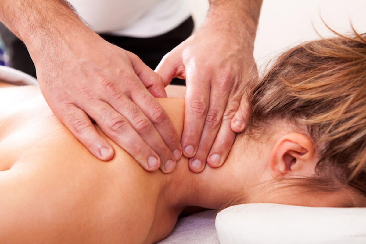 """Upper Back Remedial Massage"" by Supcompserv via Flickr Creative Commons"
