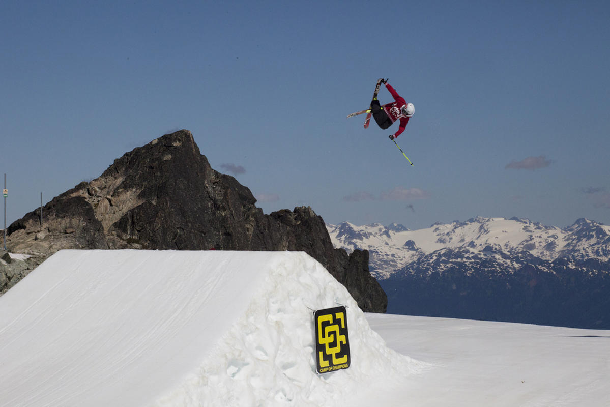 Photo Credit: The Camp of Champions Snowboard & Ski Summer Camp