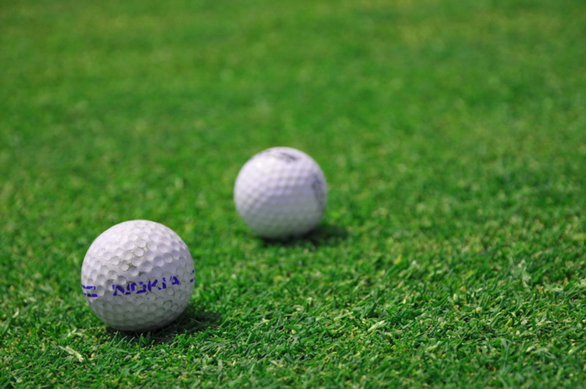 """""""Golf"""" by Catalin Munteanu via Flickr Creative Commons"""