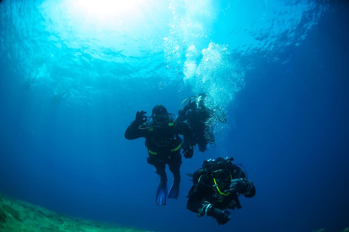 Top 10 scuba diving vacations in europe - Best dive trips ...