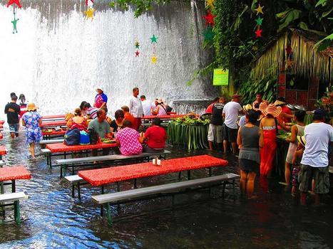 Waterfallrestaurant kashifpathan