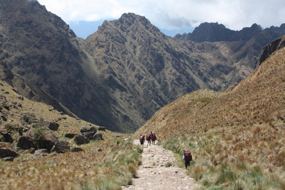 """Inca Trail"" by Lisa Weichel via Flickr Creative Commons"