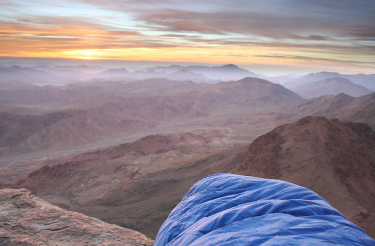"""Sunrise on Mount Sinai"" by Craig Stanton via Flickr Creative Commons"