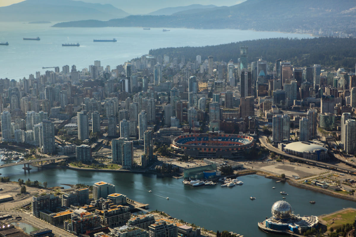 """Vancouver"" by Cliff Hellis via Flickr Creative Commons"