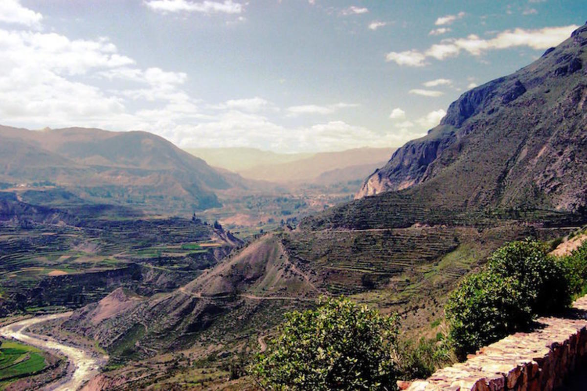 """Colca Canyon"" by Joe via Flickr Creative Commons"