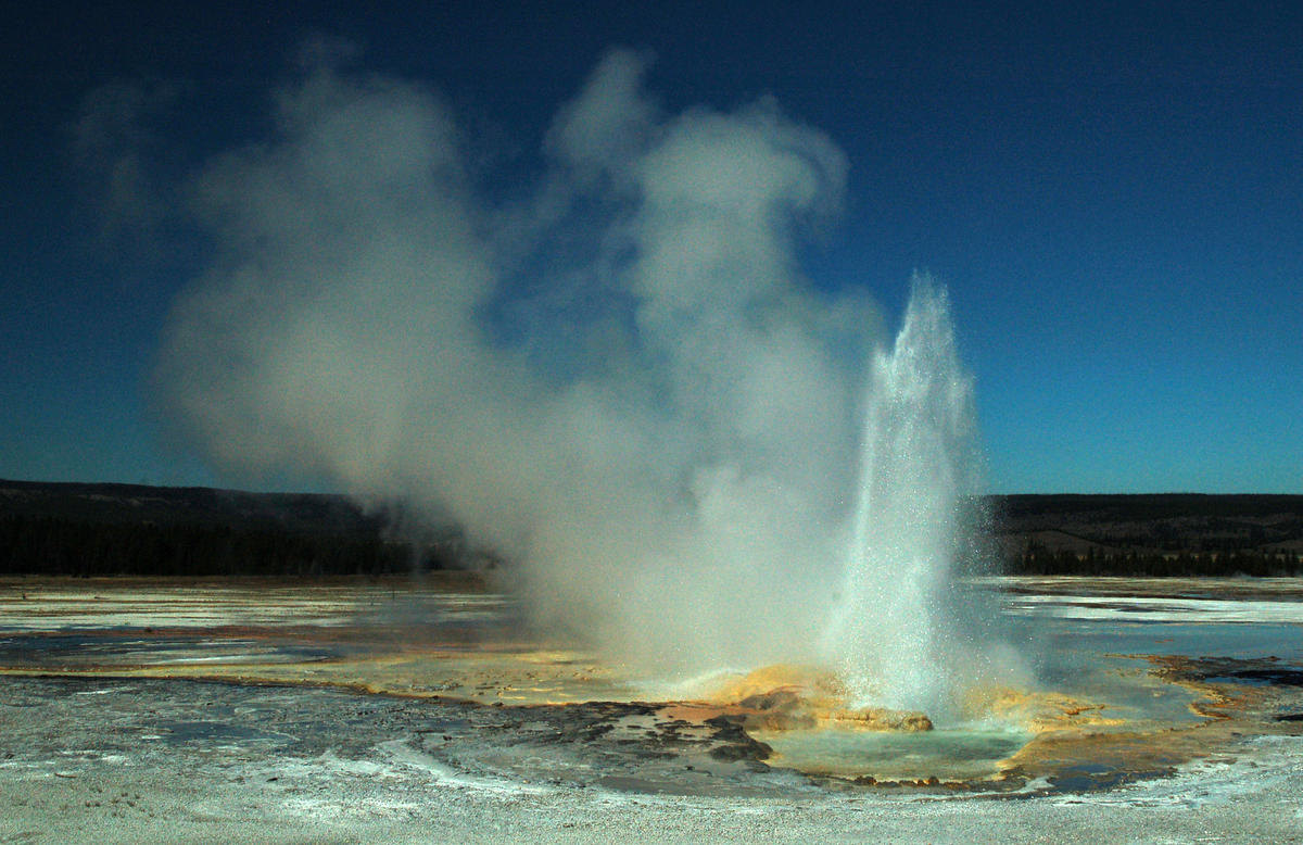 """Geyser"" by Dana Orlosky via Flickr Creative Commons"