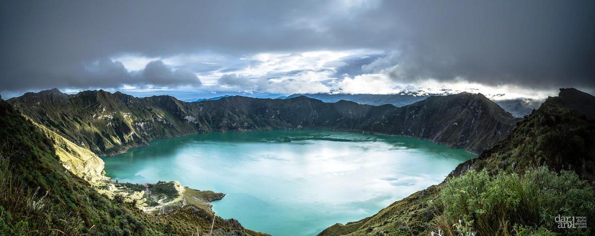"""Quilotoa, Ecuador"" by Daran Kandasamy via Flickr Creative Commons"