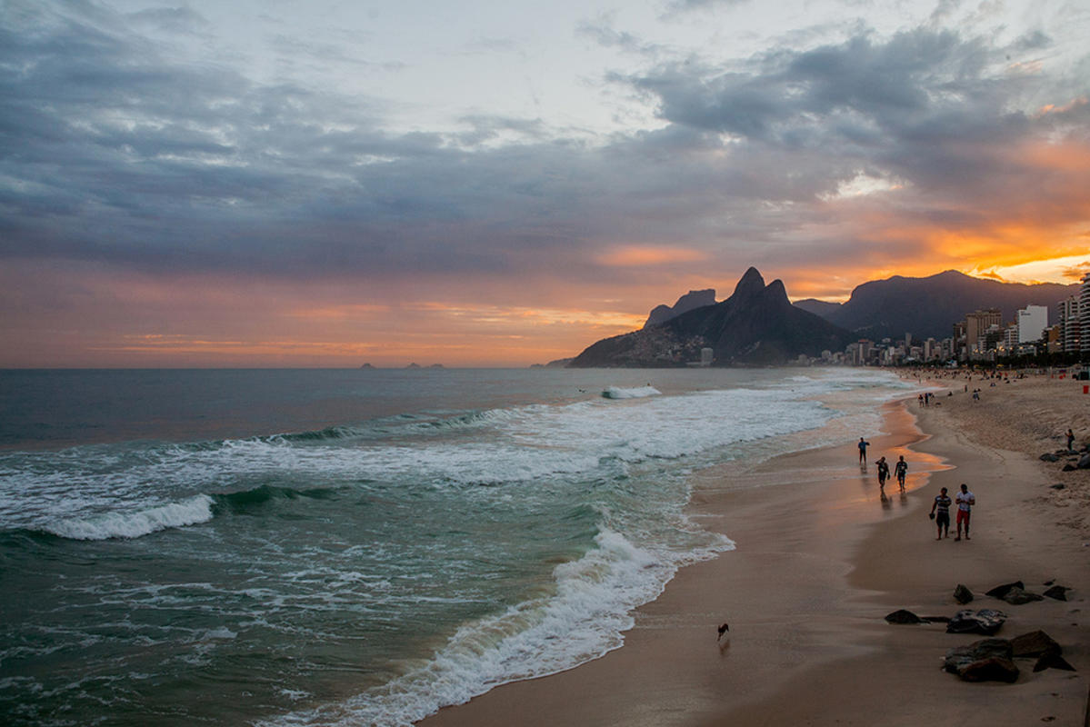 """Brazil - Ipanema Beach"" by Sandeepachetan.com Travel Photography via Flickr Creative Commons"