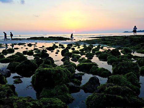 Jeju beach