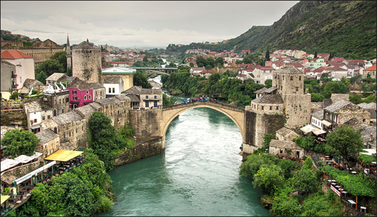 Bosnia And Herzegovina Attractions