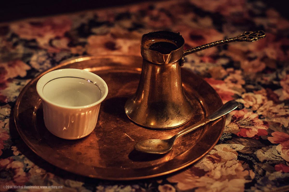"""""""Bosnian Coffee"""" by Michal Huniewicz via Flickr Creative Commons"""