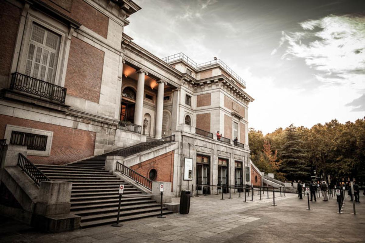 """Museo Nacional Del Prado"" by Mattia Panciroli via Flickr Creative Commons"