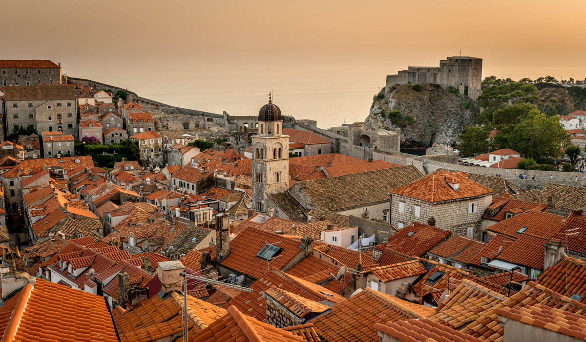 """Dubrovnik"" by Marcus Saul via Flickr Creative Commons"