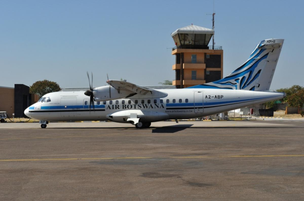 """Air Botswana Flight from Jo'burg to Maun"" by Abi.bhattachan via Flickr Creative Commons"