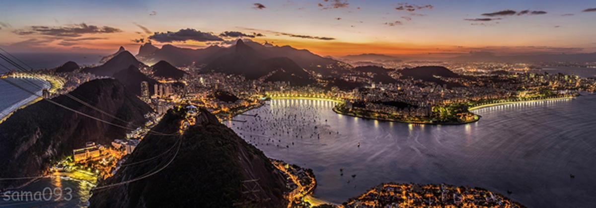 """""""Rio de Janeiro"""" by Sama093 via Flickr Creative Commons"""