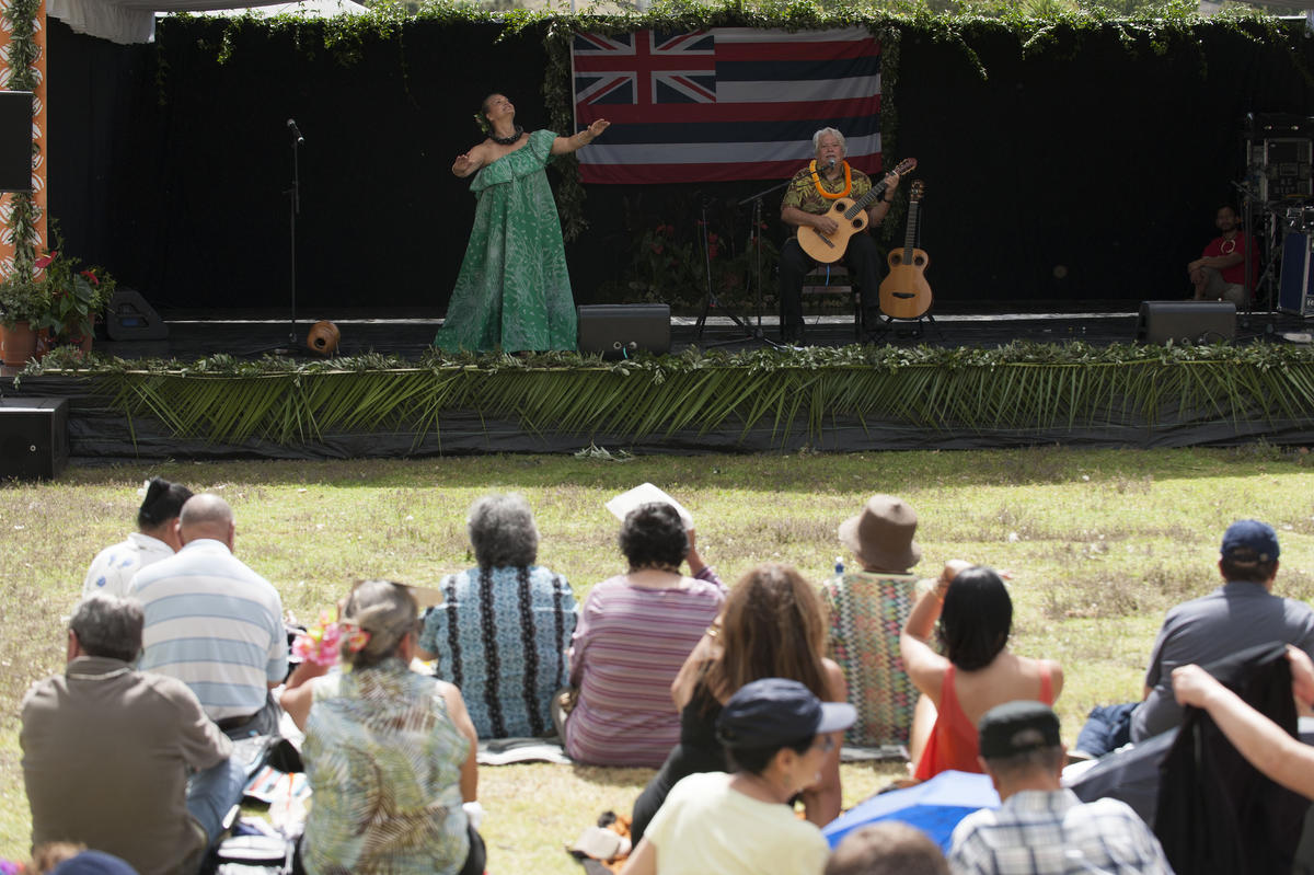"""Hawaiian Village @ Pasifika Festival"" by US Embassy via Flickr Creative Commons"