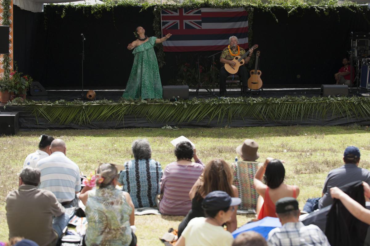 """""""Hawaiian Village @ Pasifika Festival"""" by US Embassy via Flickr Creative Commons"""