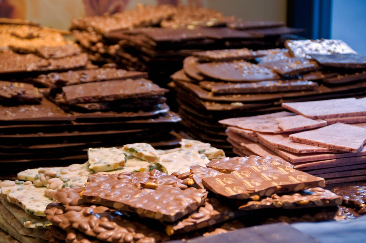 """Swiss Chocolate"" by Bigbirdz via Flickr Creative Commons"